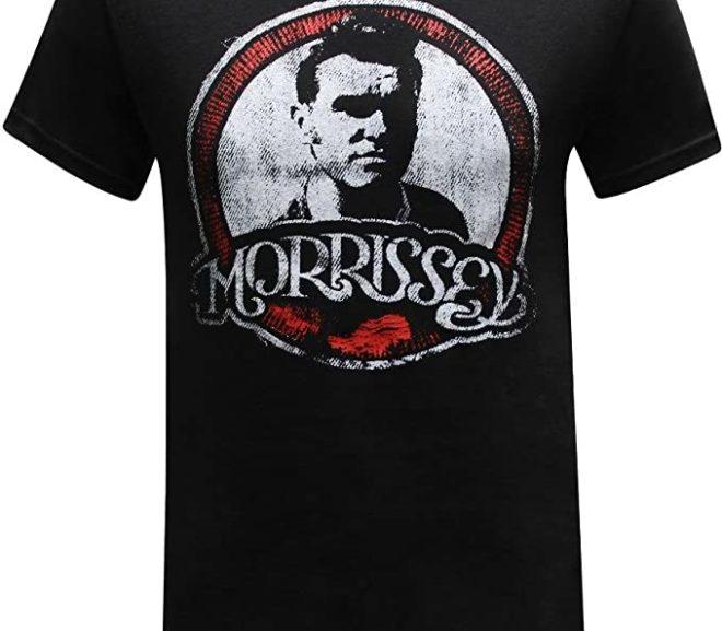 Morrissey Concert T-Shirt