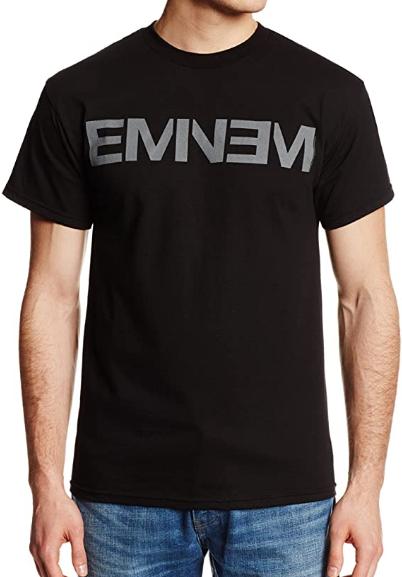 Eminem Logo T-Shirt