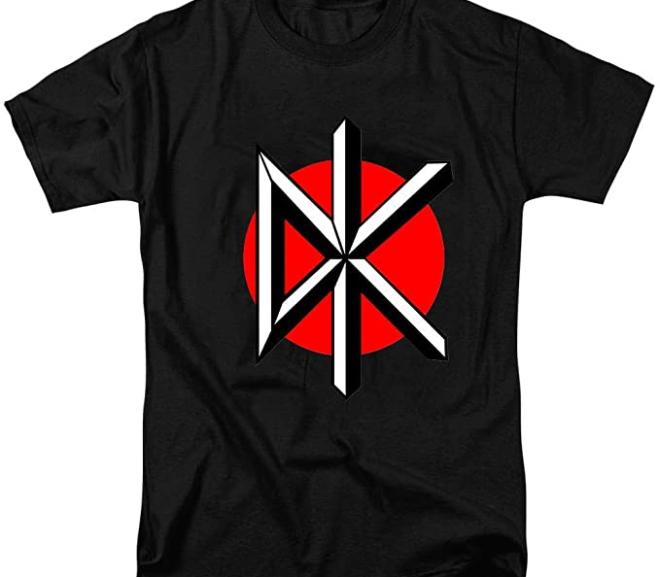 Dead Kennedys Logo T-Shirt
