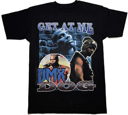 DMX Get at Me Hip Hop T-Shirt