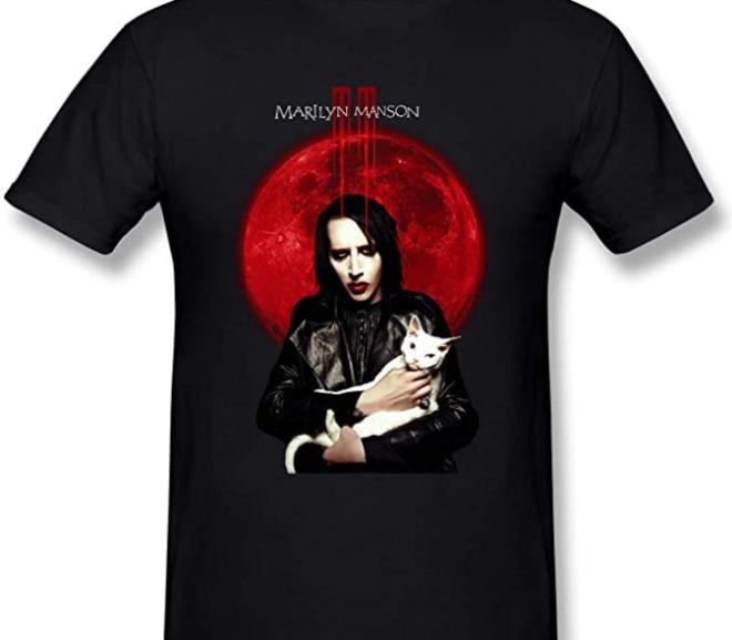 Marilyn Manson Gallery T-Shirts