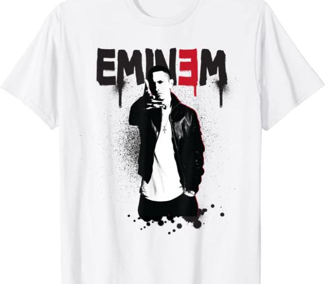Eminem – Sprayed Up T-Shirt