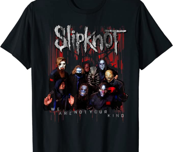 Slipknot – We Are Not Your Kind T-Shirts