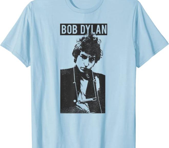 Bob Dylan – Harmony 60s T-Shirt