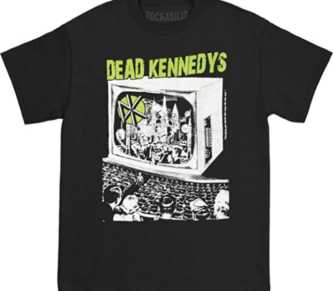 Dead Kennedys – 2016 Invasion T-Shirt