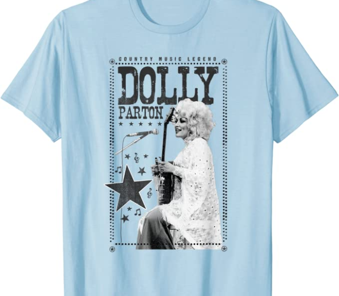 Dolly Parton Country Vintage T Shirt