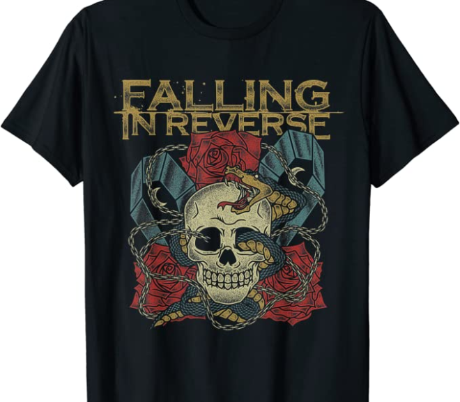 Falling In Reverse – The Death T-Shirt
