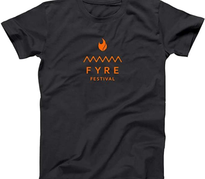 Fyre Music Festival 2017 Bahamas Concert T-Shirt