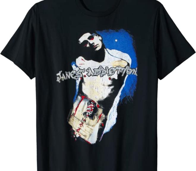 Jane's Addiction – Perry Farrell T-Shirt