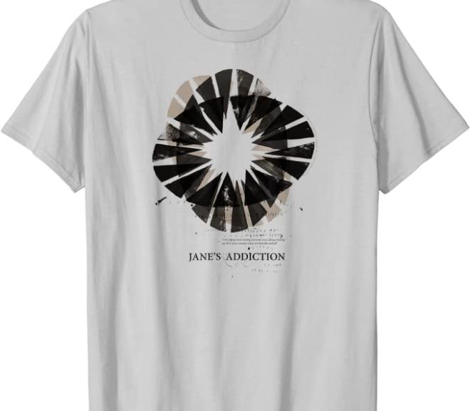 Jane's Addiction – Irresistible Force T-Shirt