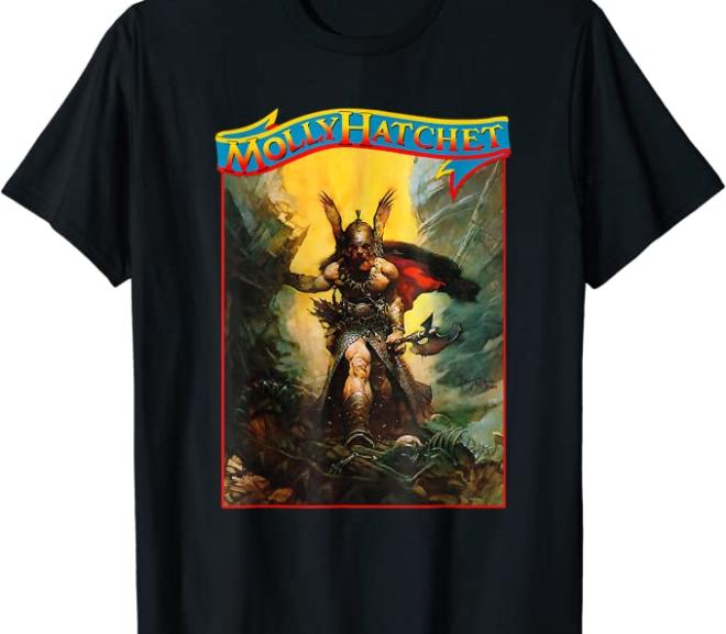 Molly Hatchet – Classic Style T-Shirt