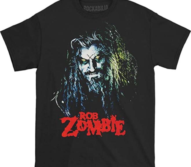 Rob Zombie – Hell Billy Head T-Shirt