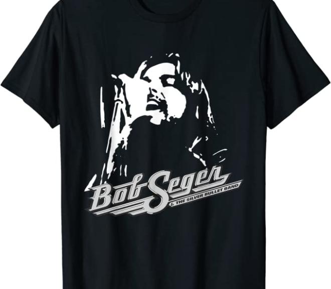 Bob Seger and the Silver Bullet Band T-Shirt