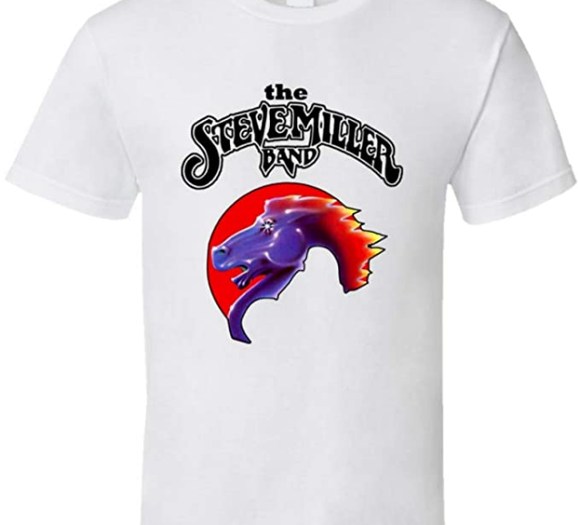 The Steve Miller Band – Classic Vintage Style T-Shirt