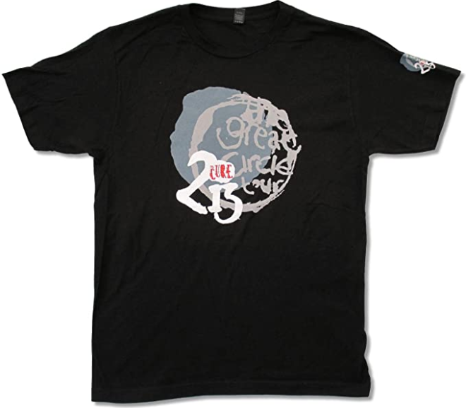 The Cure – Great Circle Tour 2013 T-Shirt