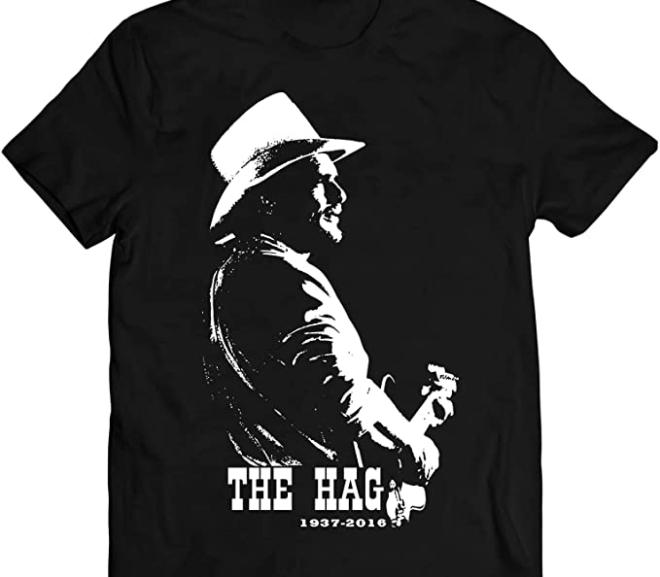 Merle Haggard – The HAG Vintage T-Shirt
