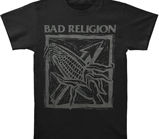 Bad Religion – Against The Grain T-Shirt