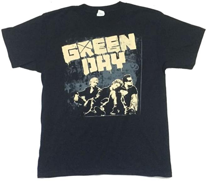 Green Day – 21st Century Breakdown 09′ Tour T-Shirt