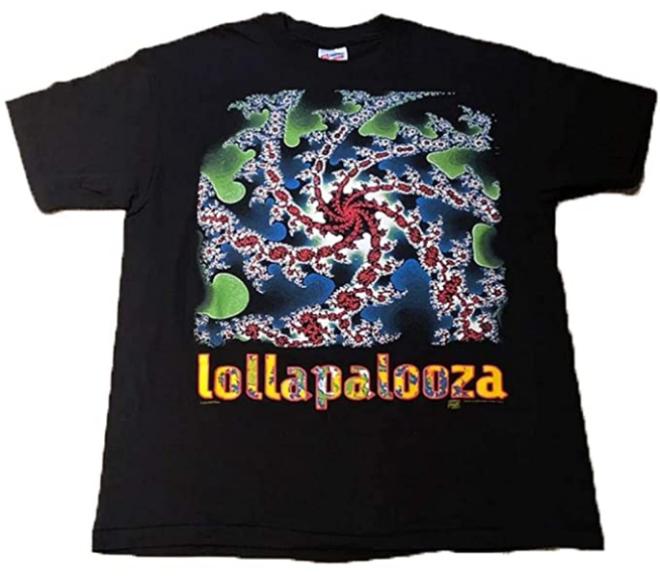 Lollapalooza – Music Festival Simple Wild T-Shirt