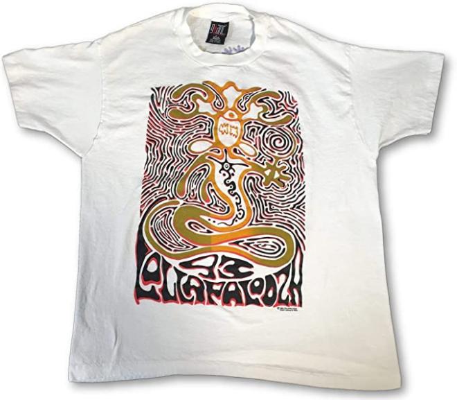 Lollapalooza – 1993 Music Festival T-Shirt