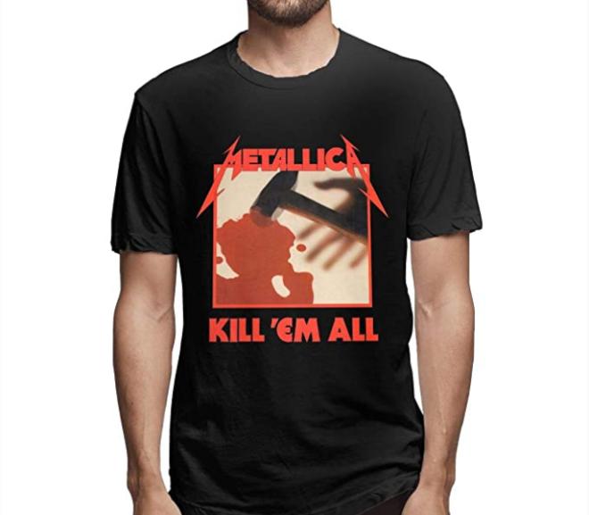Metallica – Kill 'Em All Tour T-Shirt
