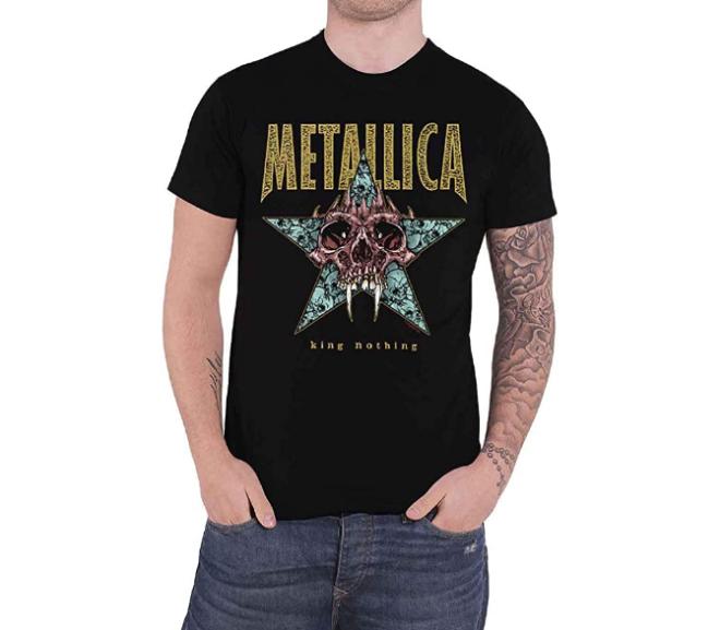 Metallica – King Nothing Band Logo T-Shirt