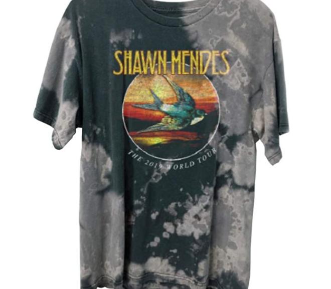 Shawn Mendes – 2019 World Tour T-Shirt