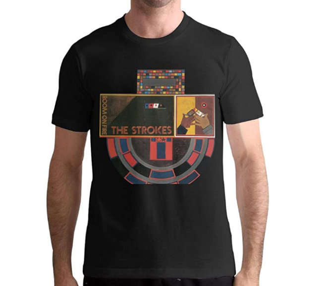 The Strokes – Room On Fire T-Shirt